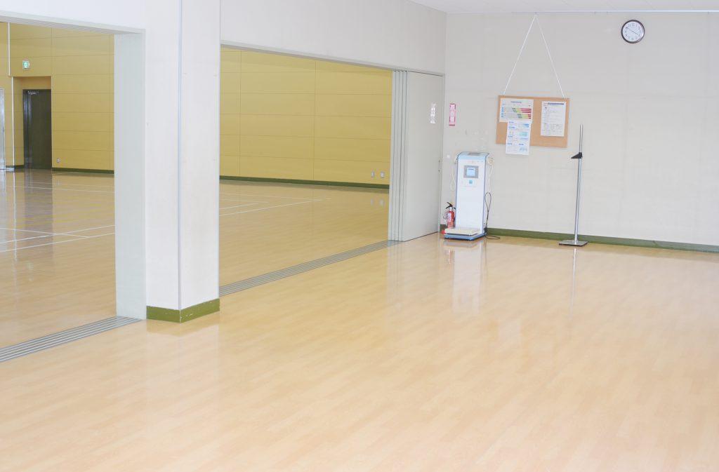 プラザホール研修室
