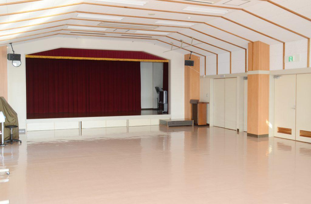 集会室(ホール)