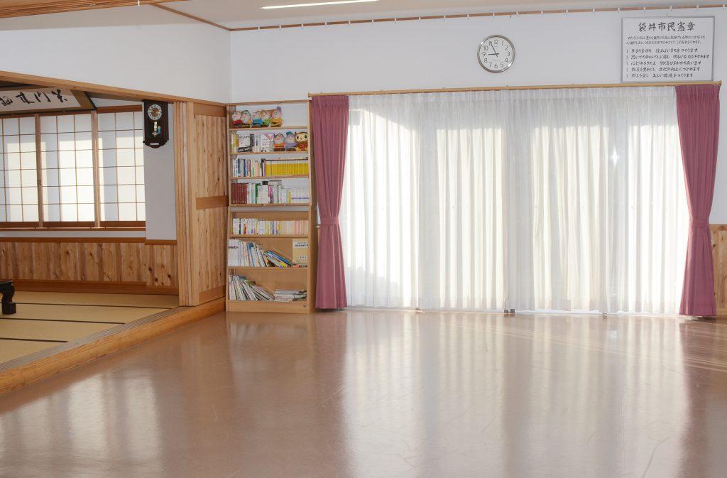 オープン会議室