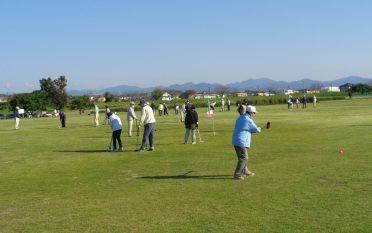 グランド・ゴルフ大会開催