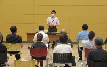 第3回青少年健全育成部会を開催しました。