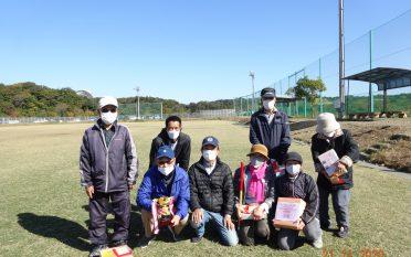 第11回豊沢ふれあいグラウンドゴルフ大会を開催しました!