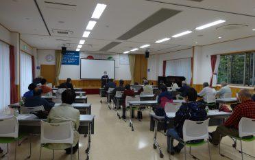 豊沢地区まちづくり協議会  成人・女性学級合同閉級式を開催しました。