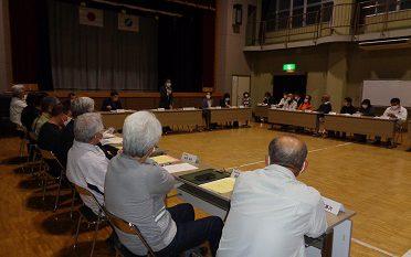 今井まちづくり協議会総会を開催しました。