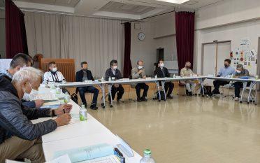 浅羽東地区まちづくり協議会第1回理事会・総会を開催しました。