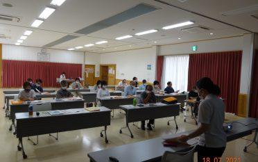第2回豊沢地区地域福祉推進委員会を開催しました。