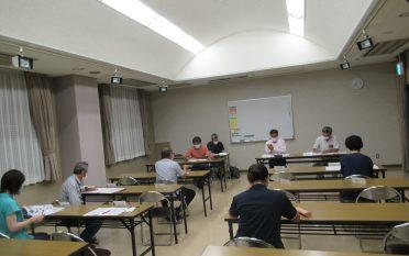 補導関係者会議を開催しました。